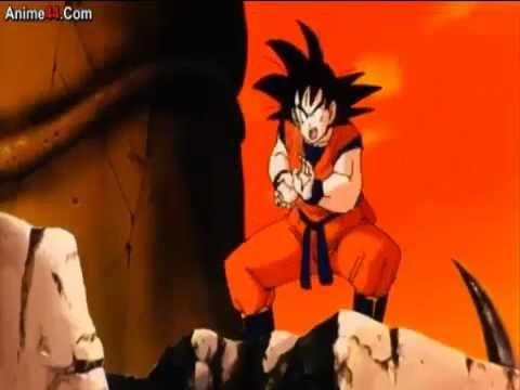 DbZ Goku vs Nikki and Ginger (Ocean Dub) [HQ]