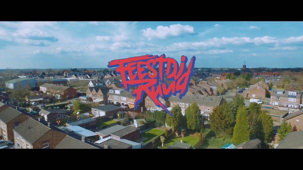 Feest DJ Ruud presents: Feest to Black