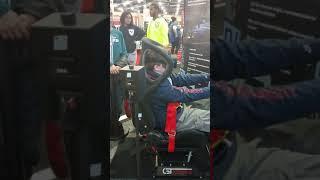 Vr Racing Simulator - Philadelphia Auto Show 2018