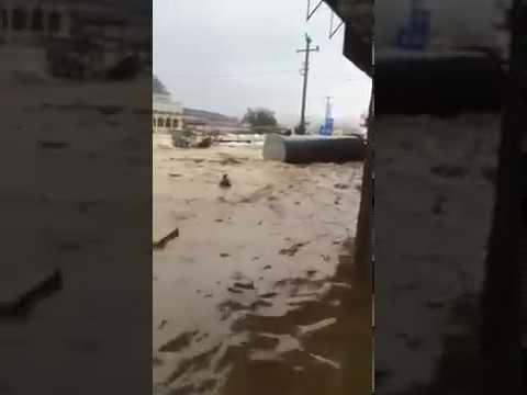 Live from Turkey, Major Floods in Sakarya, Turkey