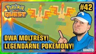 DWA MOLTRESY!  - Pokemon QUEST PL #42