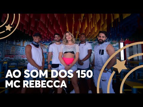 Ao som dos 150 - Mc Rebecca - Lore Improta  Coreografia
