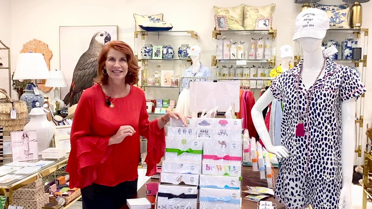 Pagoda Lane, the boutique inside Avery Lane, has fabulous gifts!