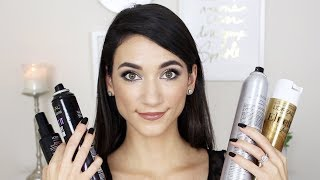 Top 5 Hair Drugstore Styling Products 2017