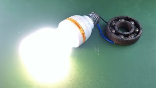 Free Energy Generator Magnet Coil 100% New Technology New Idea Project