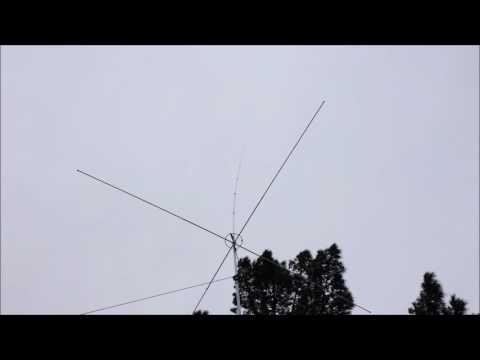 Maco v5000 in 40mph Wind - YouTube