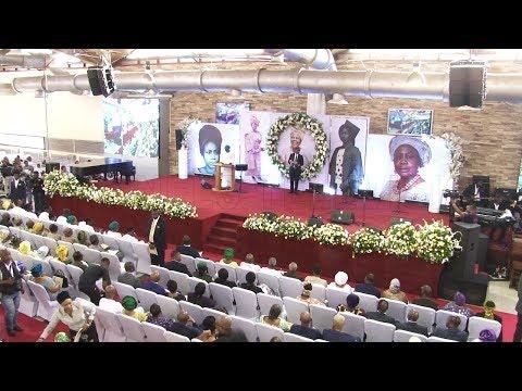 Family, Friends Bid Farewell To Janet Alero Ohiwerei |Metrofile|