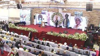 Family, Friends Bid Farewell To Janet Alero Ohiwerei |Metrofil…