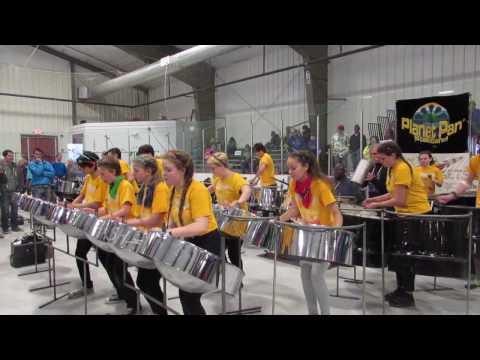 Sophia Ragot- Planet Pan Steelband- George Stevens Academy