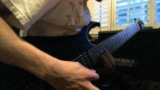 Born Of Osiris - Recreate (Guitar Cover)