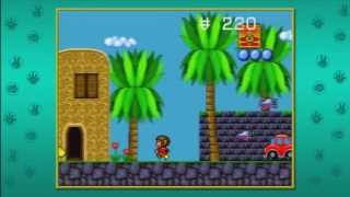 Horsing Around - Alex Kidd