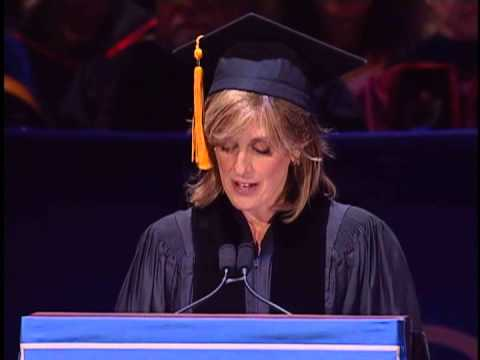 2013 Commencement: Address to the Graduates, Anne Sweeney ...