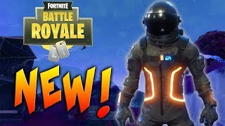 *NEW* Dark Voyager skin FORTNITE WIN
