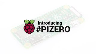 Introducing Pi Zero