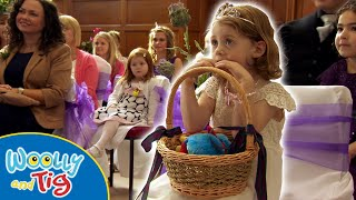 Woolly and Tig - Flower Girl | TV Show for Kids | Toy Spider