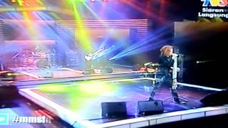 MOJO - Andai Ku Bercinta Lagi-Muzik2 separuh akhir 2012