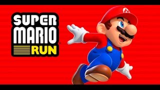 Super Mario Run ¡¡¡Regresa El Fontanero!!!