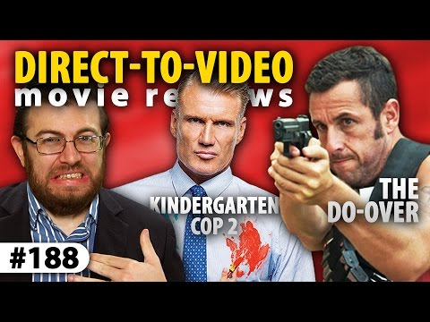 Adam Sandler's THE DO-OVER + Other Direct-To-Video Reviews