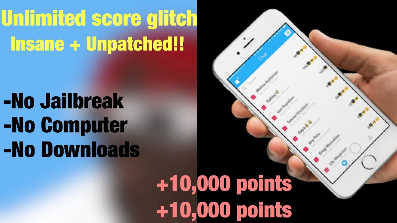 how to get snapchat no jailbreak