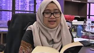 "Download Video Cik Nursyaheera Abd Ghafar membaca puisi ""Mata Hitam"" (Hari Puisi Sedunia) MP3 3GP MP4"