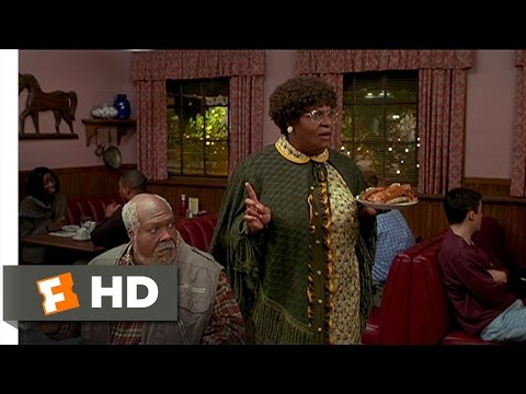 Nutty Professor 2: The Klumps 2/9 Movie   The Klumps Eat Out 2000 HD