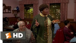 Nutty Professor 2: The Klumps (2/9) Movie Clip - The Klumps Eat Out (2000) Hd