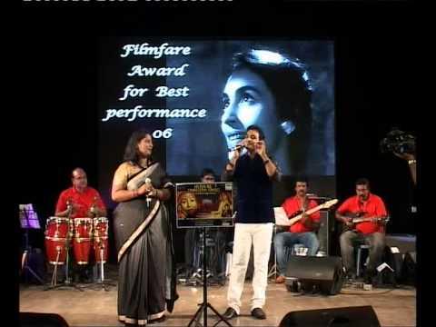 Ekta Shah Live In Concert - HKLR Dekho Rootha Na Karo