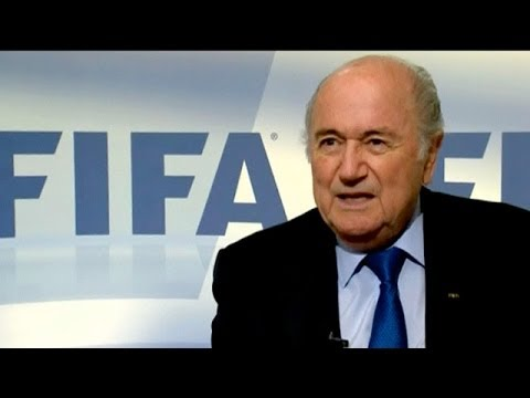 Fifa's Sepp Blatter wants to end World Cup play-offs