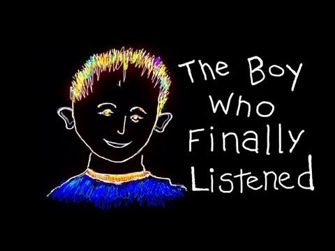 kids story - The Boy Who Finally Listened
