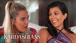 Kourtney Kardashian & Scott Disick Are Soulmates?! | KUWTK | E!
