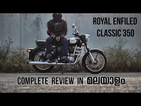 Classic 350 Malayalam Review