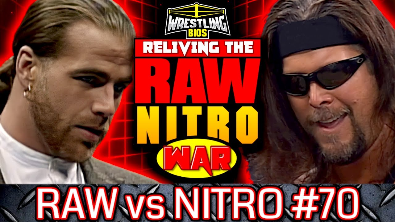 """Raw vs Nitro """"Reliving The War"""": Episode 70 - February 10th 1997"""