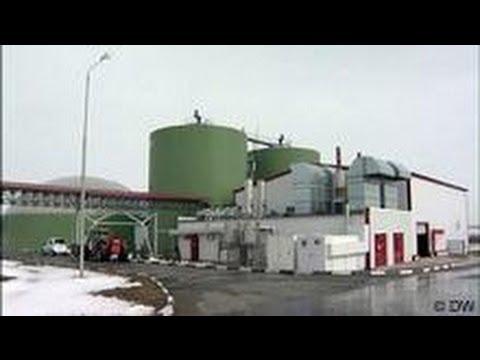 Energie aus Abfall - Biogasanlage für Russland | Made in Germany