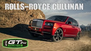 THE ROLLS-ROYCE CULLINAN Conception and Testing