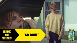 Behind The Scenes of The Kid LAROI's So Done Video with Lyrical Lemonade
