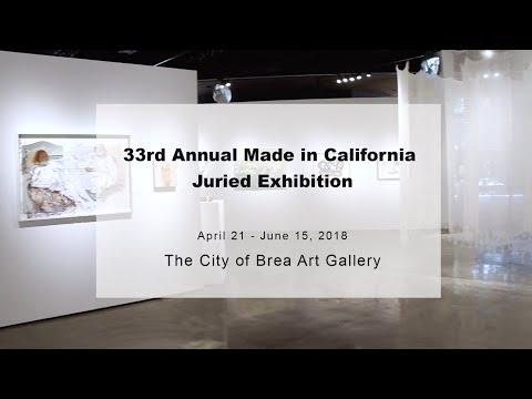Beyond LA  Made in California  Brea Art Gallery