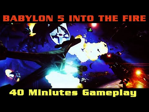 Babylon 5 Into The Fire - Gameplay