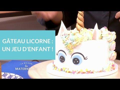 gâteau-licorne-:-un-jeu-d'enfant-!---la-maison-des-maternelles-#lmdm