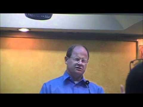 Pastor Douglas Sisson Part 1