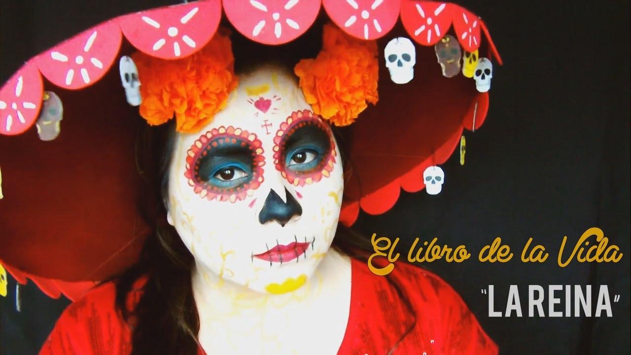 """Maquillaje: Halloween """"El Libro De La Vida"""