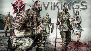 FOR HONOR All 6 Vikings High Level Duels [Reputation 10 to 50]