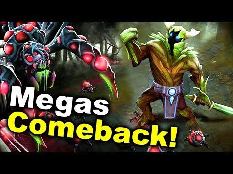 Beat The RAT / Megacreeps Comeback! - EMPIRE vs M19 - Starladder Minor DOTA 2