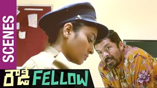 Rowdy Fellow Telugu Movie Comedy Scenes | Posan...