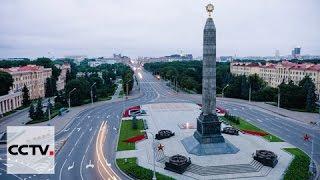 Пекин и Минск подписали соглашение об установлении побратимских связей