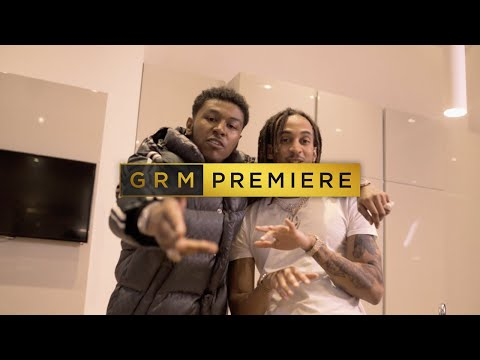 DigDat X D Block Europe - New Dior [Music Video] | GRM Daily