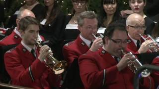 A Christmas Fantasia (Andrew Wainwright) - Canadian Staff Band - Stafaband