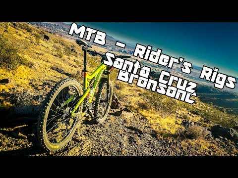 SANTA CRUZ BRONSON C   RIDERS RIG