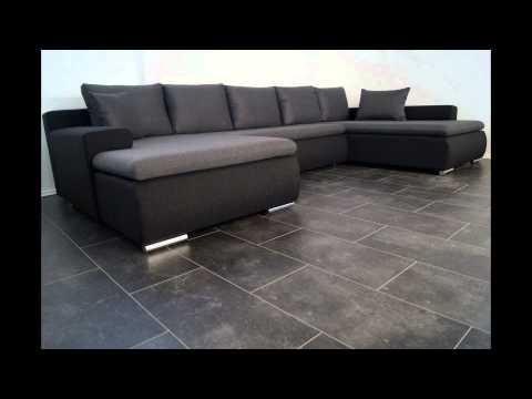 Wohnlandschaft Summer Von Www Sofa Lagerverkauf De Youtube