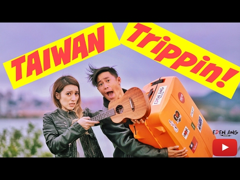 Taiwan Trippin! | Eden Ang