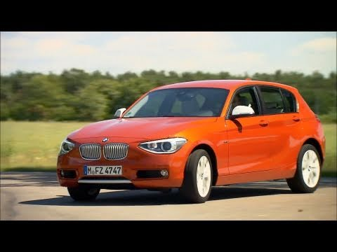 New BMW 1 Series - Interior / Design & Driving [HD]